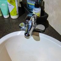 Our original equipment faucet