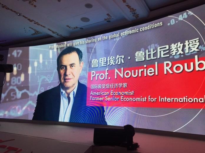 Prof Nouriel Roubini