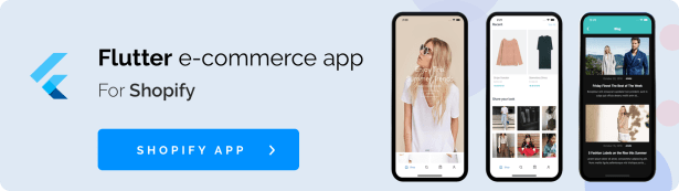 Fluxstore Pro - Flutter E-commerce Full App for Magento, Opencart, and Woocommerce - 26
