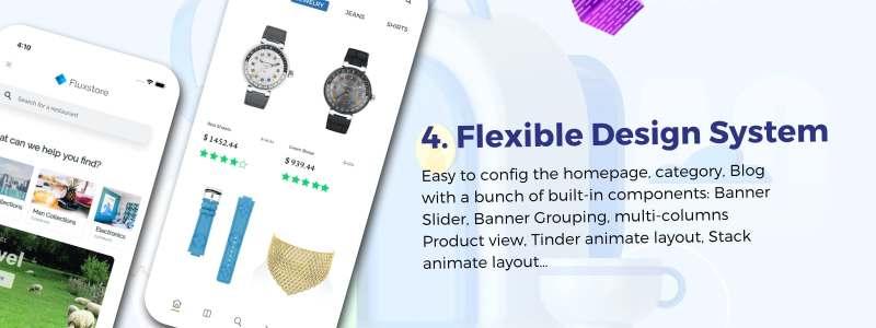 Fluxstore Strapi - Fastest Flutter App + Headless CMS Strapi - 6