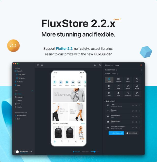 Flutter Mobile App - Fluxstore Multi Vendor - Flutter E-commerce Full App - 3