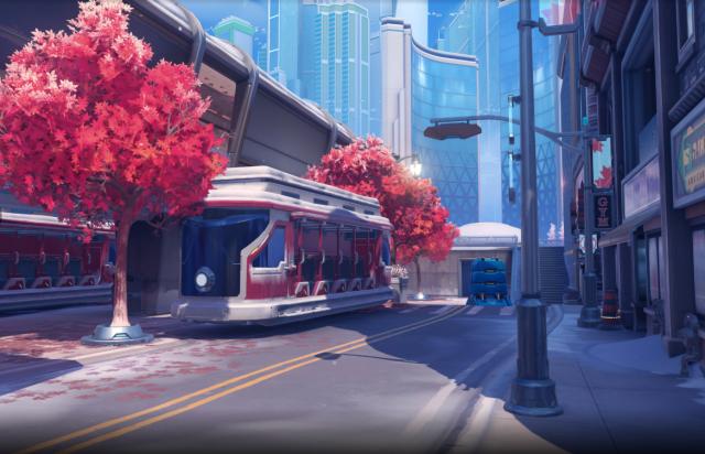 Novo mapa do game.
