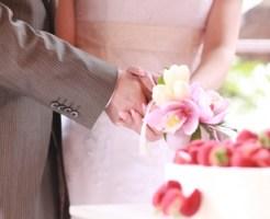結婚式招待状返信欠席
