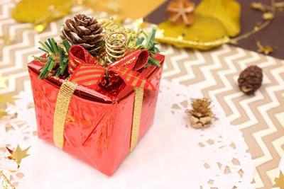 妻クリスマスプレゼント