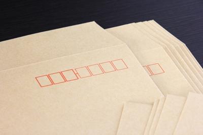 封書の宛名の書き方
