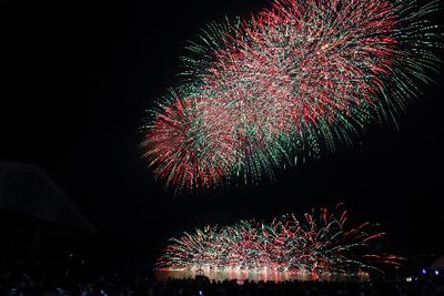 浦安花火大会2016