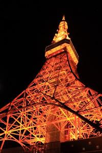 東京タワーイルミ2016