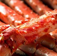 蟹一本焼き