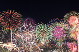 真岡市夏祭り大花火大会