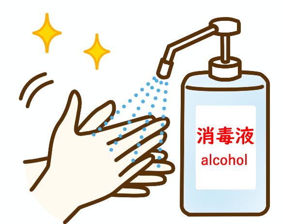 消毒用アルコールの濃度ってそれぞれどう違うの?コロナ対策に適切なものは?