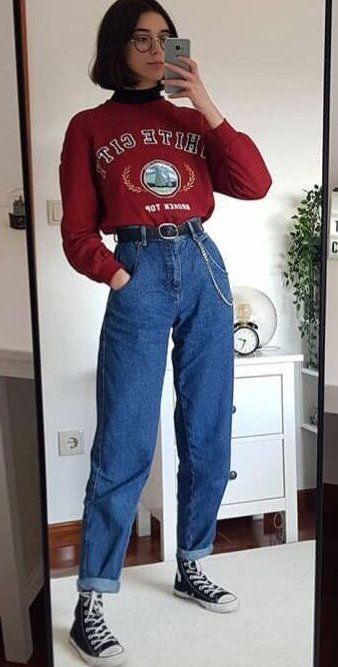 vintage outfits 80s