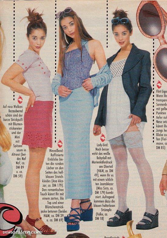 Modeknüller der 90er Jahre, Teil 2 (1998)