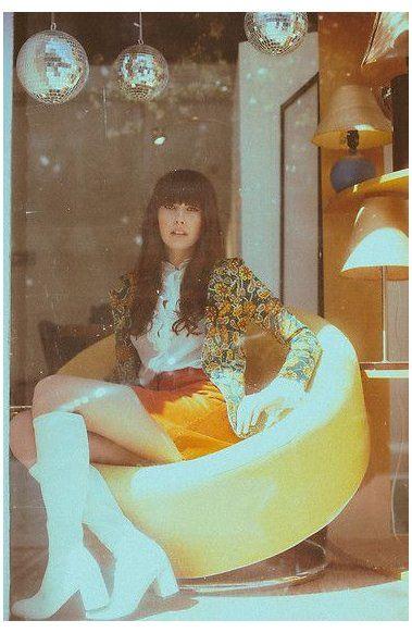 70s fashion gogo boots