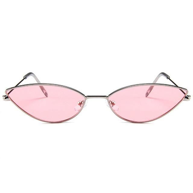 I Love LA Sunglasses - Pink / as picture