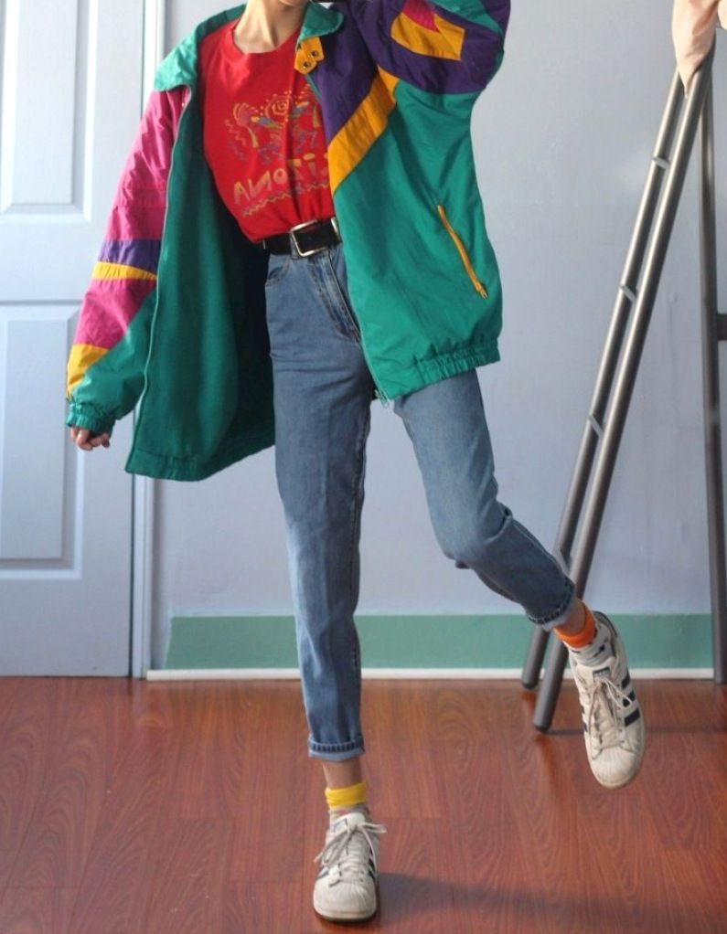 Street Fashion Aesthetic 90s Outfit, Hip Hop Fashion