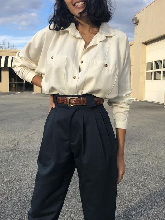 """""""Cotton Townes Trouser / Available in Olive, Midnight, and Khaki - XS / Olive - #cotton ..."""