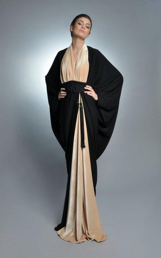 Trendy Abaya Fashion with PHOTOGRAPHS of Beautiful Gowns with Hijabs