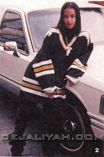 Aaliyah Photo: Aaliyah *rare*