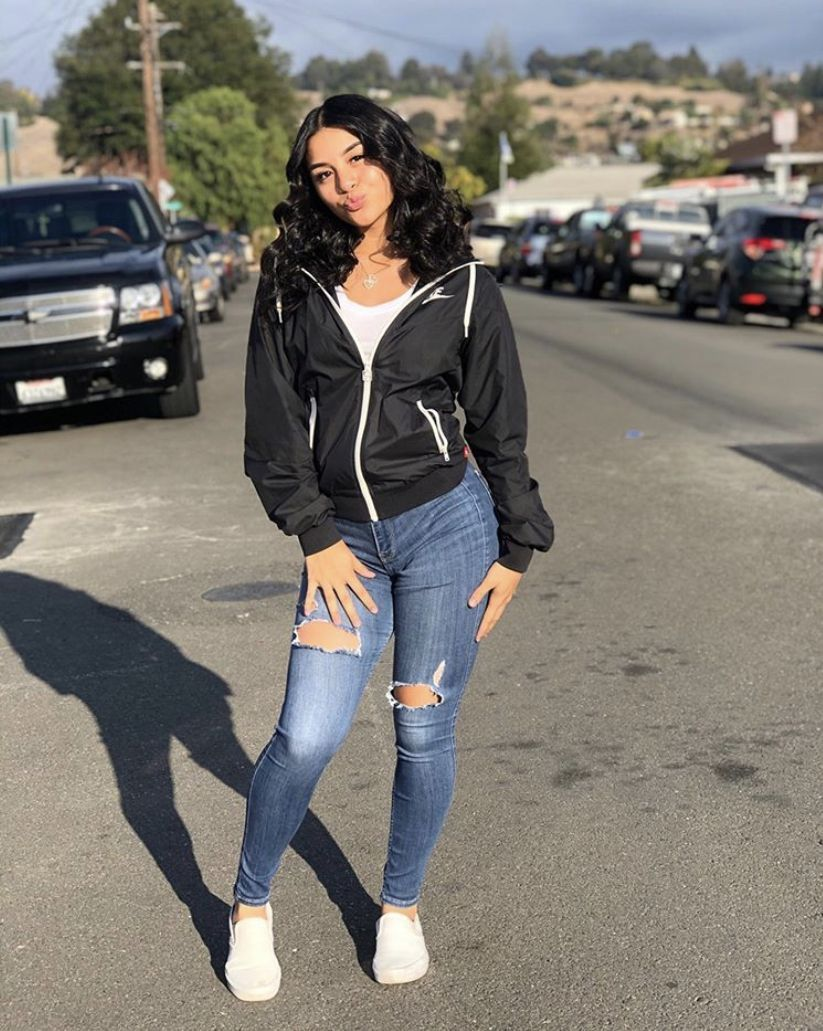Black Nike Sweater Outfit  #baddieoutfitsforschool - baddie outfit