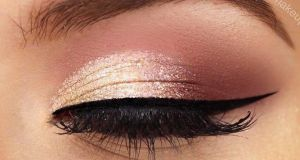 Video: Soft Foxy Eye Makeup Tutorial for the Holidays | Holiday Glam Eye Look