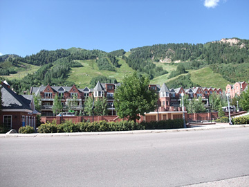 Ondertussen in Aspen Colorado