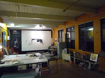 Atelier Adrianne Goodrich, Peter Skvara en Theodore Boggs