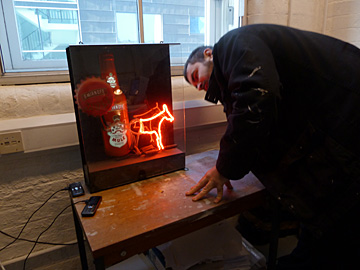 Atelier Bruce Asbestos
