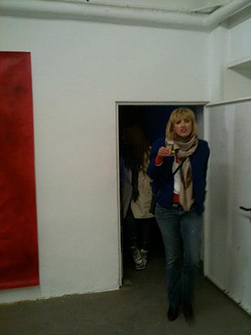 Eveline van de Griend @ Atelierhof Kreuzberg