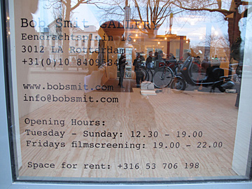 Opening Bob Smit Gallery