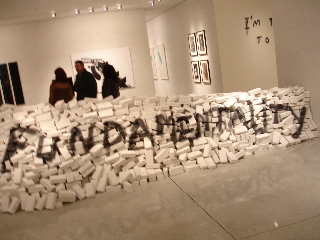 Fundamentality at Mary Boone, New York