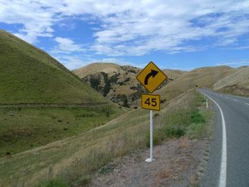 Even op en neer naar NZ