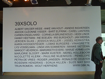 39xSolo @ GBK Arnhem