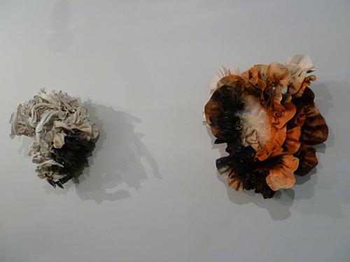 Laura d'Ors en Dagmar Atladottir @ Galerie10