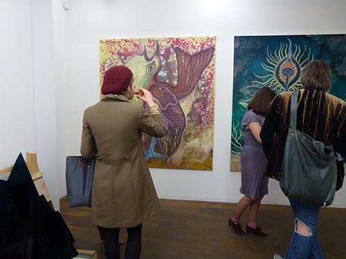 Hidde van Schie @ Galerie10