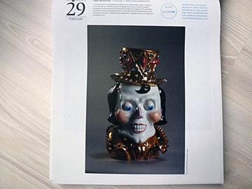 Grote Rotterdamse Kunstkalender 2012