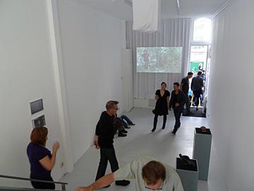 Katharina D Martin en Sanne Luijben @ Iris Cornelis