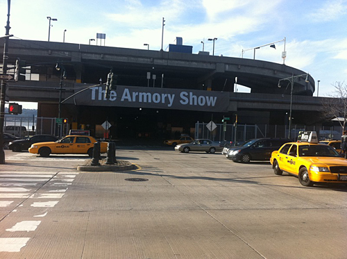Armory Week | New York City | 8-11 Maart