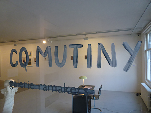 CQ Mutiny Gallery @ Galerie Ramakers