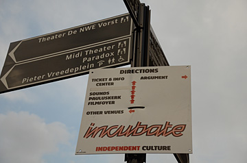 Tilburg 3/Incubate