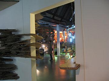Museum tent