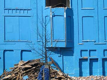 Beukels blauw Florentijn Hofman