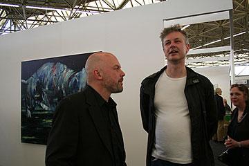 Marcel van Eeden en Jeroen Bosch