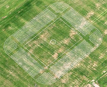 Open stadion Zuiderpark Den Haag