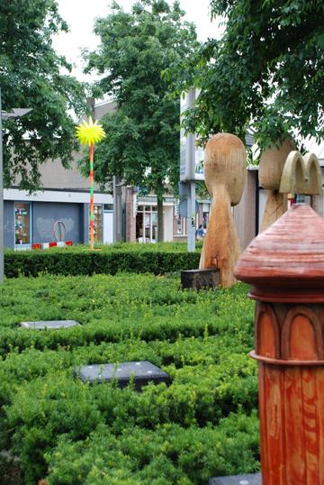 Baseliek in Hengelo