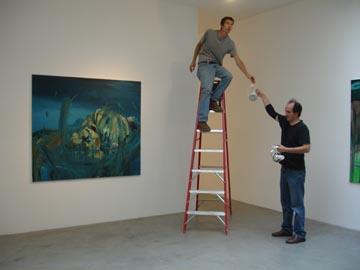Simon Schrikker @ Carl Berg Gallery