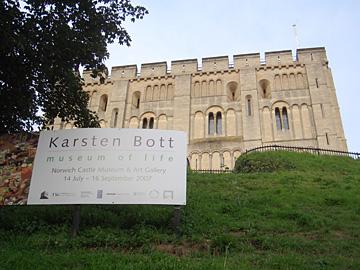 Karsten Bott @ Contemporary Art Norwich