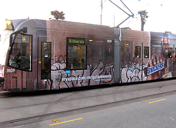 Graffiti in Australië