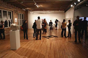 Alogon Living Room gallery presents The Strange Place      Show.jpg