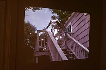 Alogon living room gallery presents Wayne Adams Armor of      God Video.JPG