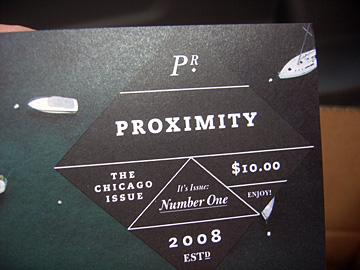Proximity promotie tour